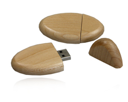 USB Stick Holz Träne
