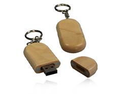 USB Stick Holz Trailer