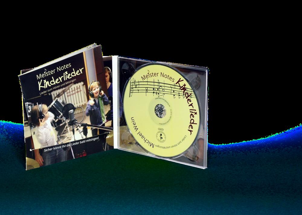 CD-Kopien/Pressung, Fotodruck, Digipack + Booklet 12s, einschweißen