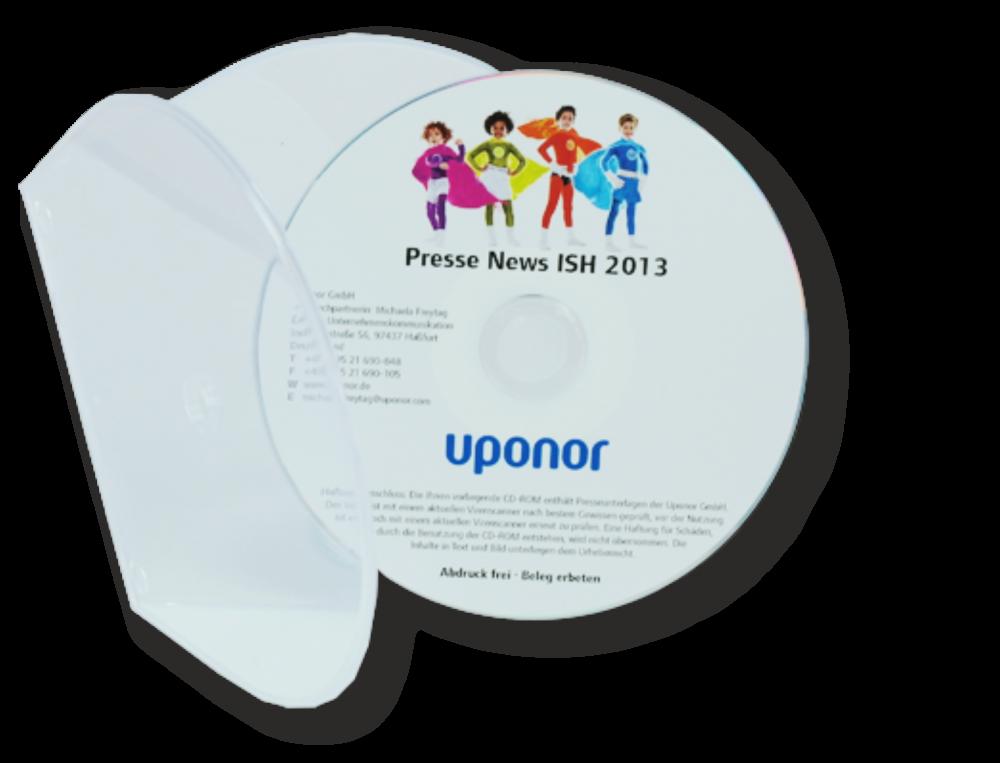 CD-Kopien/Pressung, Fotodruck in Muschelbox