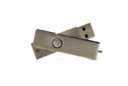 USB Stick Swivel Steel