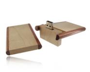 USB Stick Holz Klick