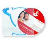 CD-Kopien/Pressung, Fotodruck in Flip n' Grip Box