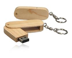 USB Stick Holz Expert