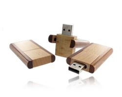 USB Holz Glenn